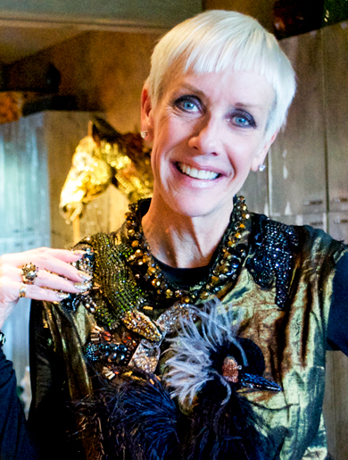 Jan Arnold, CND Style Director